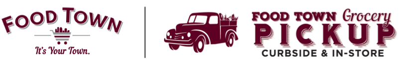 A theme logo of Food Town Grocery Pickup